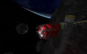 Space Engineers - More Materials Needed by Shroomworks