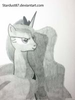Princess Luna Traditional by Stardust87