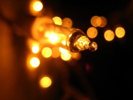 Bokeh light. by adrianasaysgeesus