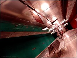 munich underground no. 7 by herbstkind