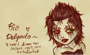 Rio Doodle by thekyrianne