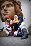 Uta no prince-sama group by kittyryuuzaki