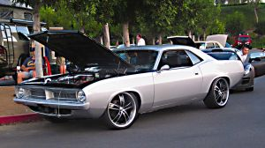 cool cuda by mburleigh8