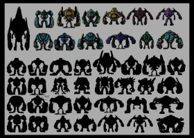 .:Golem_character_thumbs:. by David-Holland