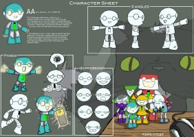 NUCA CW: Character Sheet by DonKrow
