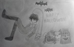 Happy Hallowen by neltu20