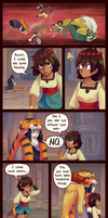INDIVISIBLE - Bearing Skin (comic) by FrameDodge