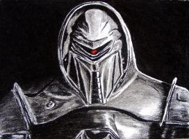 Cylon....fear me. by devonhants
