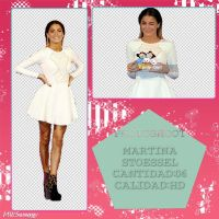Pack de Martina Stoessel by MiliSwaggy