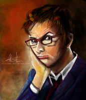 The Tenth Doctor by AlyssaMS