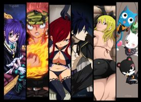 Fairy Tail 341 Collab by Yahik0