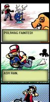 GSW Comic 05 - Pokemon by PersonaSama