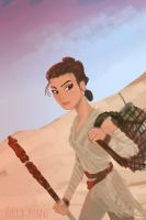 Rey by HILLYMINNE