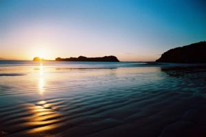 Sunrise at Cape Hillsborough 2 by wildplaces