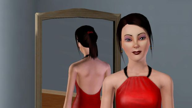 Sims 3 pauline  formal by mariolove
