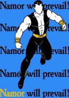 Namor by blindfaith311