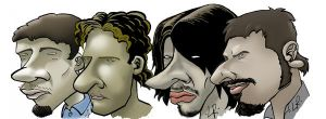 big noses by cavalars