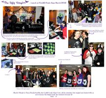 The Ugly Vampire Launch - In Pictures! by Kat-Nicholson