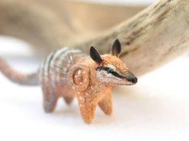 Little numbat totem by hontor
