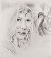 The Lady of Lorien by SerenityStudios