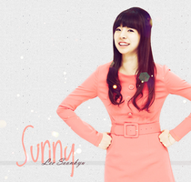 Sunny -SNSD- by KyuBel