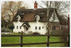 Cottage by kentague