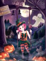Happy Halloween by NaiLyn