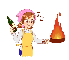 Cooking Mama by Arche-JoIyO