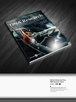 OU DNA Research Cover by submicron