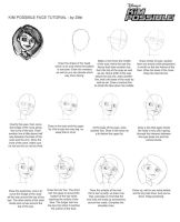 How to draw KP by ziwu