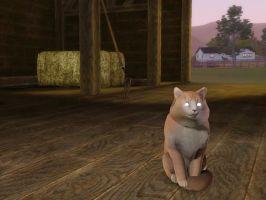 the sims 3 and pets by AlextheHedgeBat