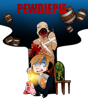 Pewdiepie by J-Popsicle