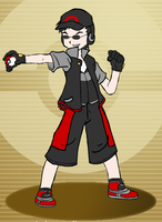Me as a PKMN Trainer by MetalShadowOverlord