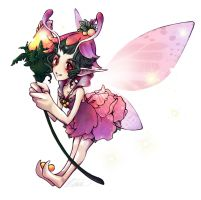 Fairy Diah by Cowslip