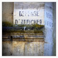 defense d'afficher... by iangrahamimages