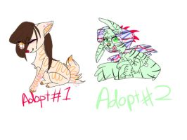ADOPTS!!! .:OPEN:. by Suigilin