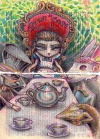 queen of cups by cannibol