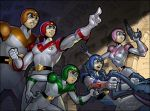 Voltron by Franchesco