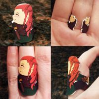 Tauriel Ring by otterling