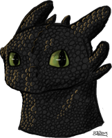 Have a Toothless c: by b24beanz