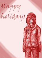 Happy holidays :Red:Red:RED: by Happyhappymouse