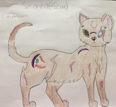 Scazil (Traditional) by Enderkat22