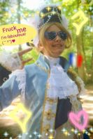 Cosplay is for fun : France : i'm fabulous 8D by hiro-sama-x