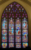 58 - stained glass by WolfC-Stock