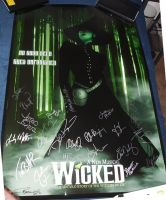 No Good Deed Signed by Cast by tsbranch