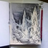 Instaart - Ice Land by Candra