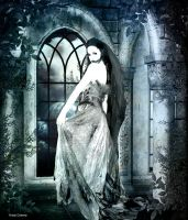 the corspe bride by 1chick1