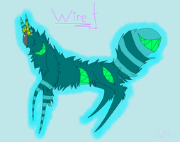 Wire by BloodyMisery15