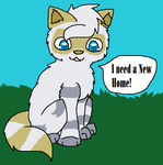 I need Rehomed! - Closed by Crazy-Silver-Adopts