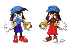 Klonoa: Past and Present II by Miss-Chibi